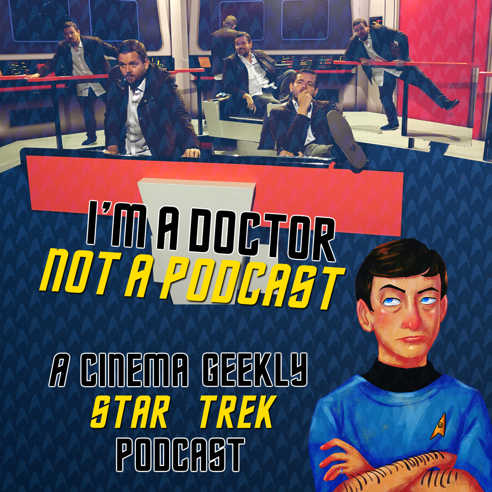 I'm A Doctor, Not A Podcast